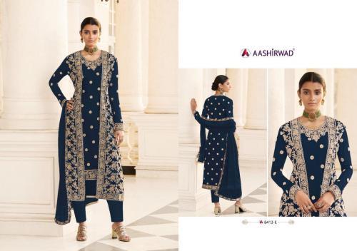 Aashirwad Creation Jacket 8413-E Price - 2495