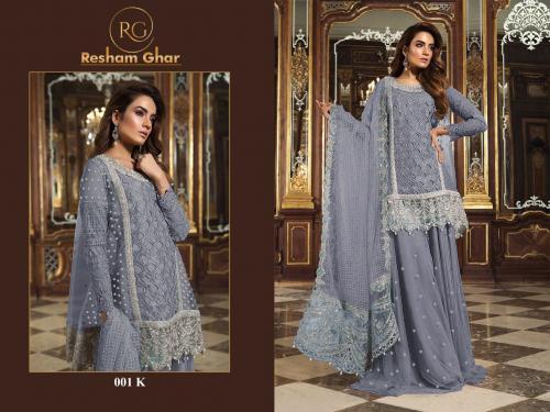 Resham Ghar Maria B 001 K Price - 1499