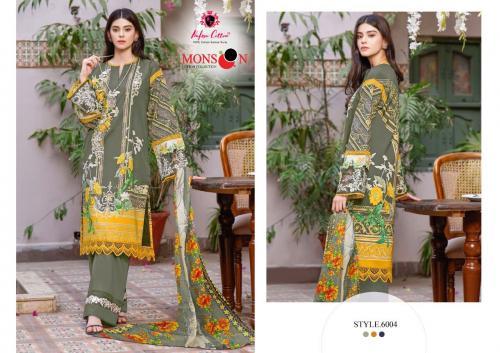 Nafisa Cotton Monsoon 6004 Price - 399