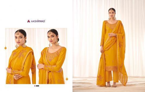 Aashirwad Creation Rashmi 8360 Price - 1895