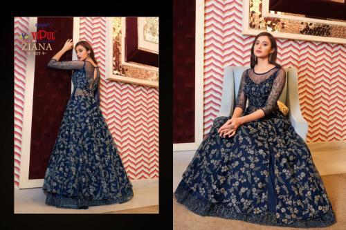 Vipul Fashion Ziana 4629 Price - 3613