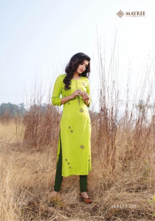 Mayree India Albeli 208 Price - 525
