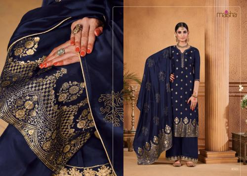 Maisha Maskeen Hoor wholesale Salwar Kameez catalog