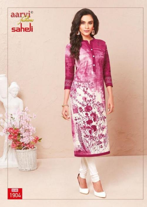 Aarvi Fashion Saheli 1904 Price - 255
