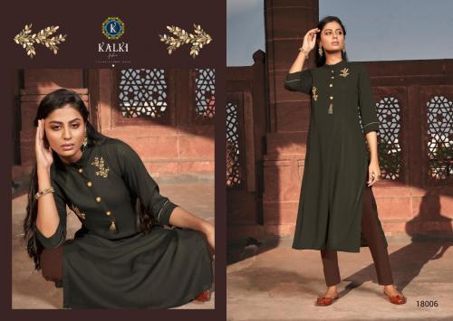 Kalki Fashion Pehchan 18006 Price - 575