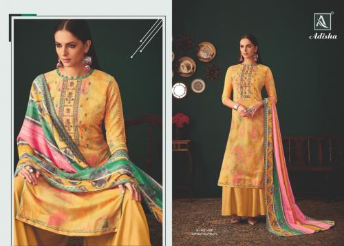 Alok Suits Adisha 457-001 Price - 775