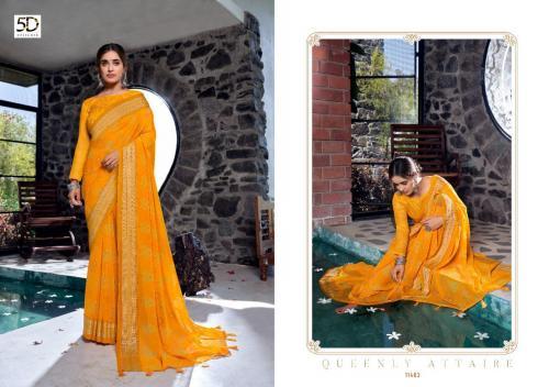 5D Designer Vansha 11403 Price - 705