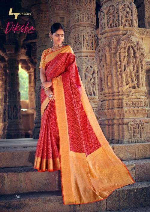 Lt Fabrics Diksha Vol-2 1301-1305 Series