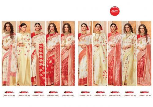 Apple Saree Pooja Exclusive 401-410 Price - 7950