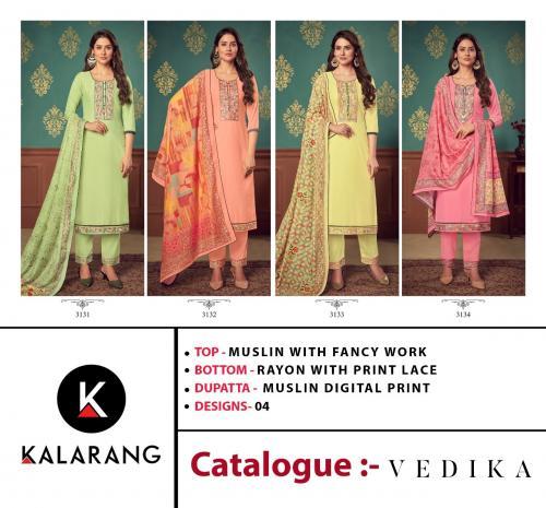 Kessi Kalarang Vedika 3131-3134 Price - 3396