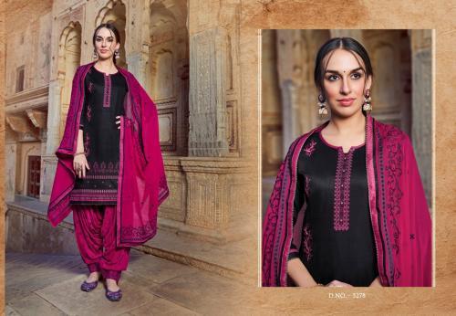 Kessi Fabrics Patiala House 5278 Price - 899