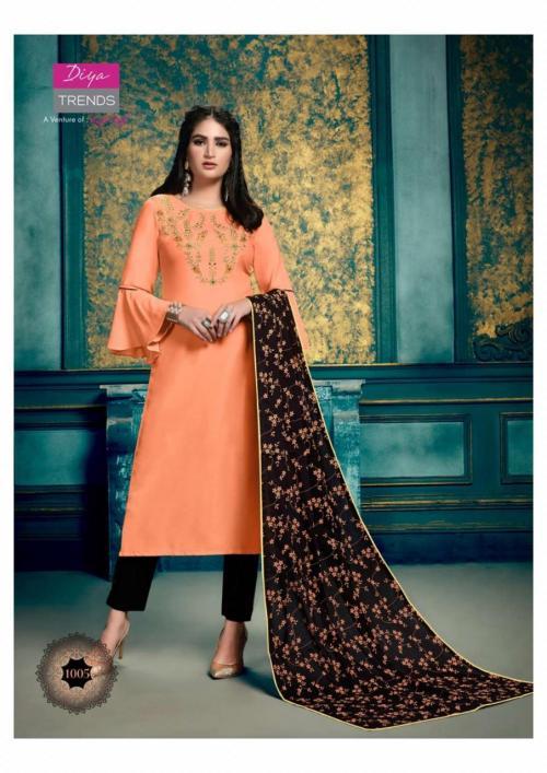 Diya Trendz Odhani 1005 Price - 740