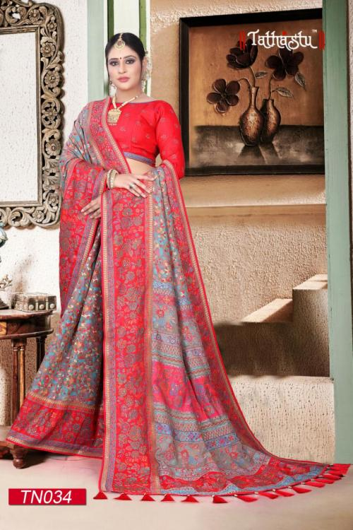 Tathastu Non Catalog Saree TN-34 Price - 5655