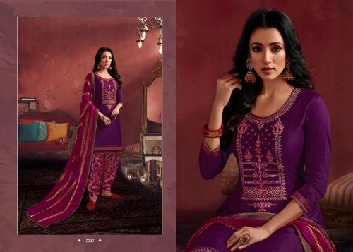 Kessi Fabrics Shangar By Patiala House 5337 Price - 1099