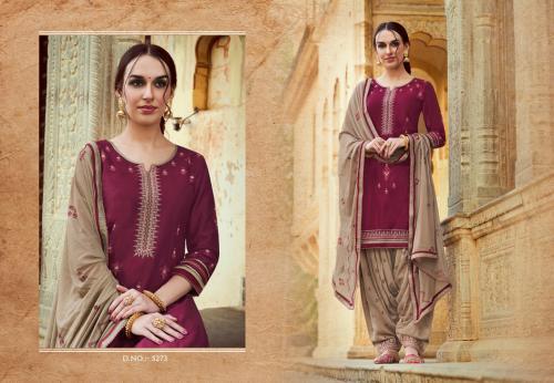 Kessi Fabrics Patiala House 5273 Price - 899