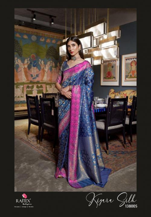 Rajtex Kiyara Silk 138005 Price - 1495