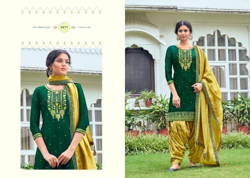 Kessi Fabrics Shangar By Patiala House 5977 Price - 949