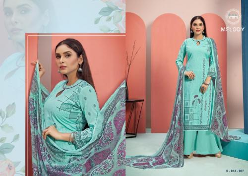 Harshit Fashion Hub Melody 814-007 Price - 950