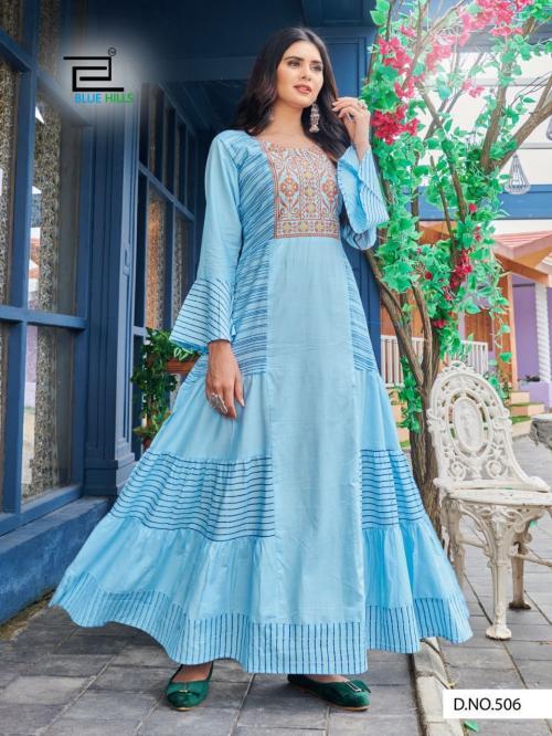 Blue Hills Livik 506 Price - 749
