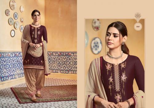 Kessi Fabric Patiala House 5227 Price - 899