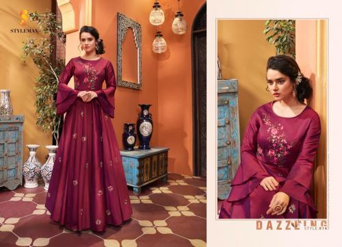Style Max Almirah Sapphira 914 Price - 1049