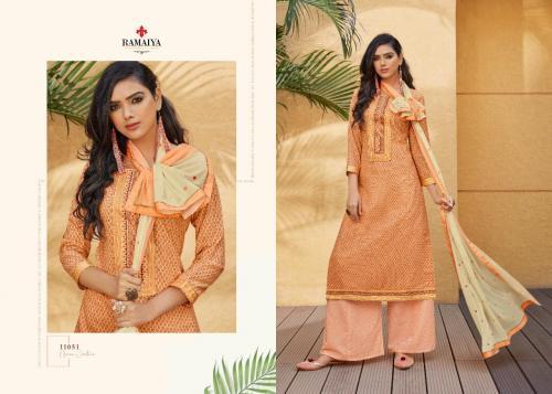 Kessi Fabrics Ramaiya Rose Gold 11051 Price - 699