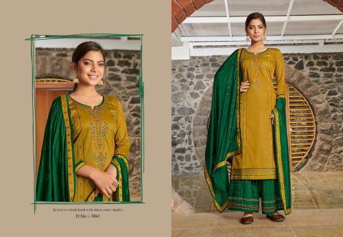 Kessi Fabric Safari 5861 Price - 949