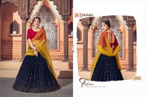 Shubhkala Bridesmaid 1724 Price - 2400