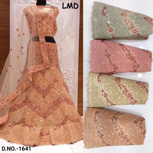 LMD Lehenga 1641 Price - 5700