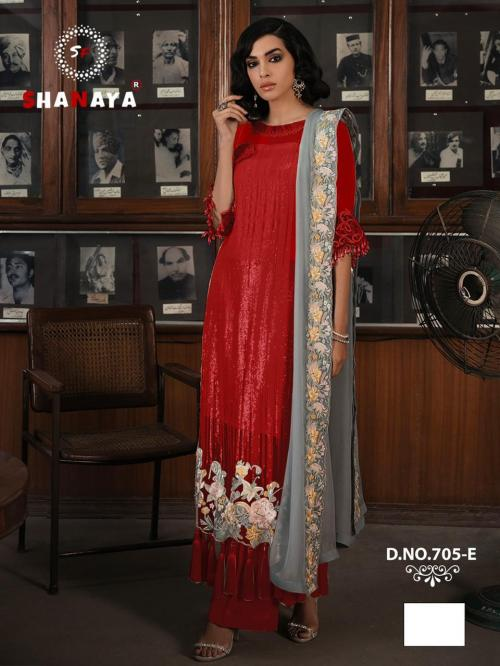 Shanaya Fashion Rose Craft Edition 705-E Price - 1275