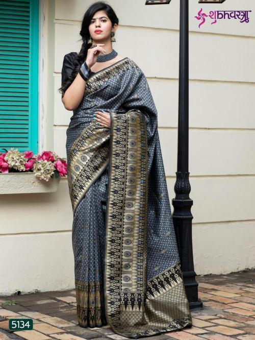 Shub Vastra Rajwadi 5134 Price - 1499
