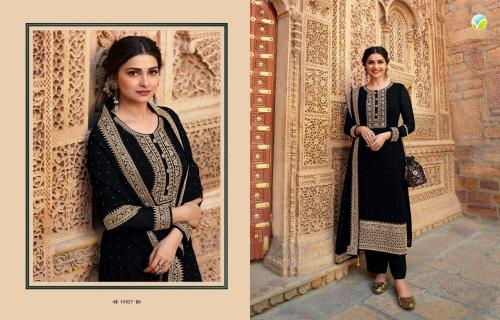 Vinay Fashion Kaseesh Andaaz 14107 Price - 1690