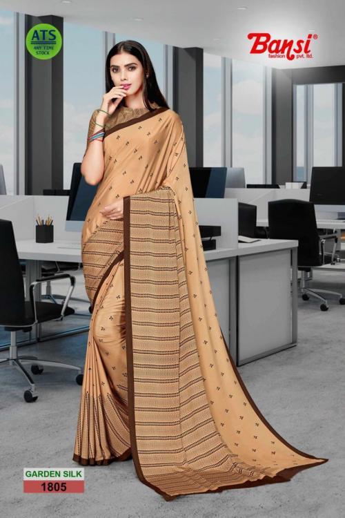 Bansi Fashion Garden Silk 1805 Price - 725