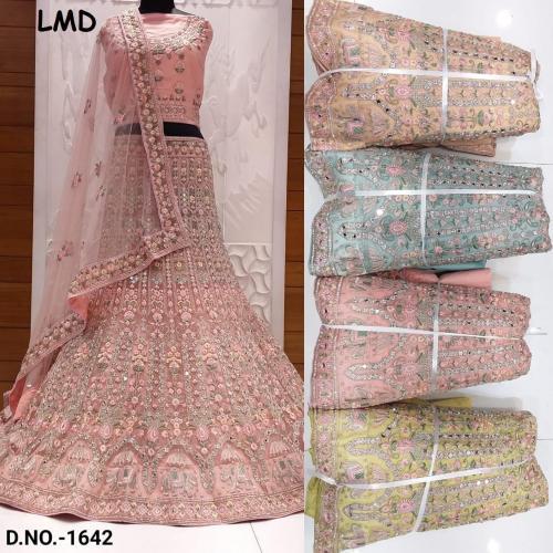 LMD Lehenga 1642 Price - 8700