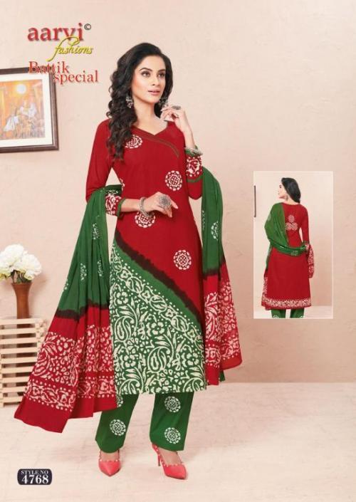 Aarvi Batik Special 4769 Price - 525