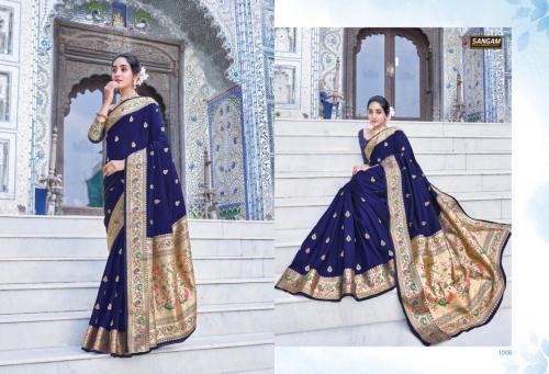 Sangam Prints Adishree Silk 1006 Price - 1575