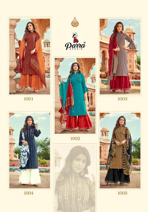Parra Studio Rasam 1001-1005 Price - 4745