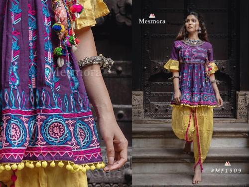 Mesmora Fashion Kathputli Female Kedia Collection MF 1509 Price - 1199