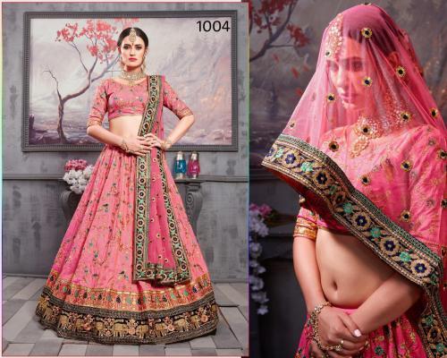 Khusboo Lehenga Guldasta 1004 Price - 3933
