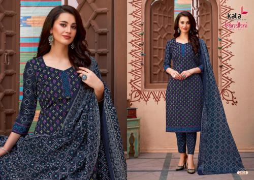 Kala Bandhni Special 2803 Price - 499