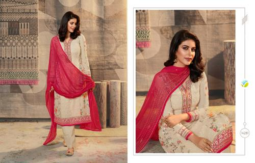 Vinay Fashion Kaseesh Excellence 14281-14286 Series