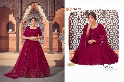 Shubhkala Bridesmaid 1723 Price - 2400