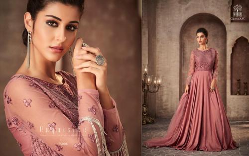 Mohini Fashion Glamour 75006 Price - SemiStiched- 2495 , Readymade Stitched , 2895