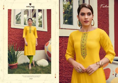 Nitisha NX 1002 Price - 360