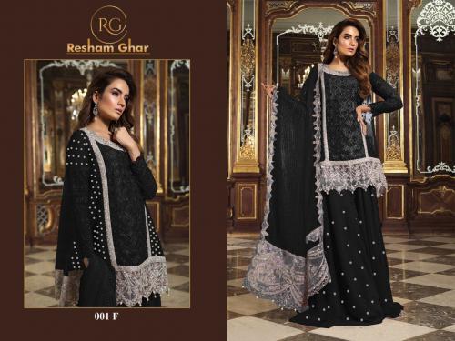 Resham Ghar Maria B 001 F Price - 1499