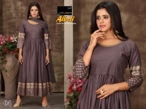 Manjeera Albeli 04 Price - 640