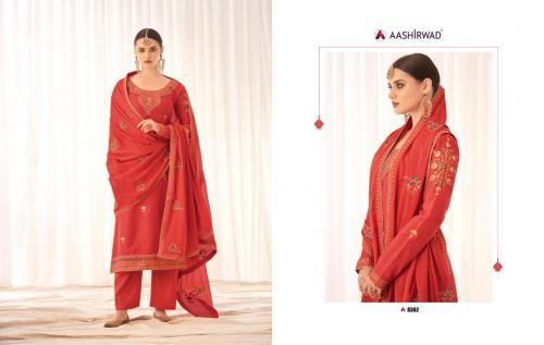 Aashirwad Creation Rashmi 8362 Price - 1895