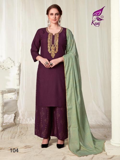 Kunj Kainaat 104 Price - 649