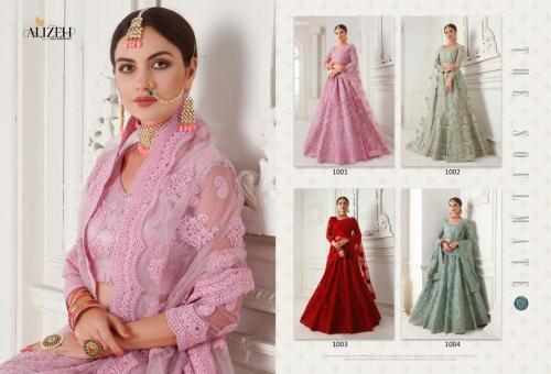 Alizeh Bridal Heritage 1001-1004 Price - 23020