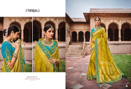 Tathastu Saree 4710 Price - 2505